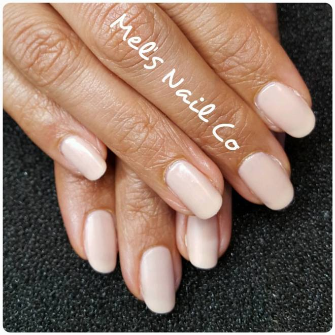 CND™ SHELLAC® || NATURAL NAILS || MATTE – Mel\'s Nail Co