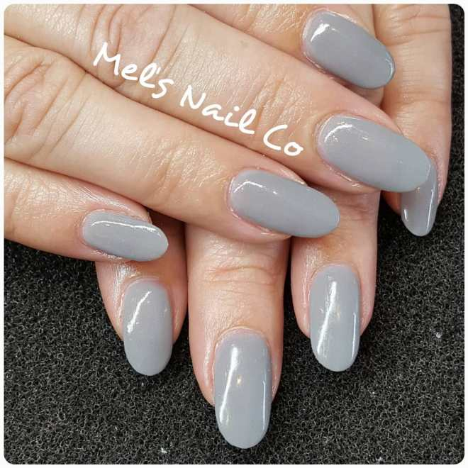Gorgeous natural nails topped with Artistic dip powder 💅 – Mel\'s ...